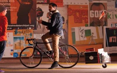 La remorque de vélo citadine et repliable fait une halte à Perpignan  27 janvier 2017 - IDEES GO family